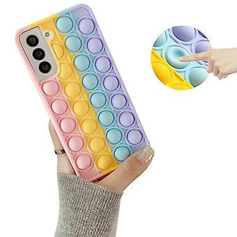 Samsung Galaxy S21 - Shell / Schutz / Pop It Fidget