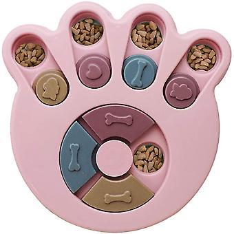 Hundepuzzle Spielzeug Hunde Lernspielzeug, haltbares interaktives Hund-Spielzeug, Hundehirnspiele,