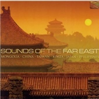 Sons do CD do Extremo Oriente