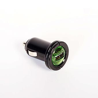 Cargador de dispositivo móvil Jivo Technology JI-1867 Auto Black