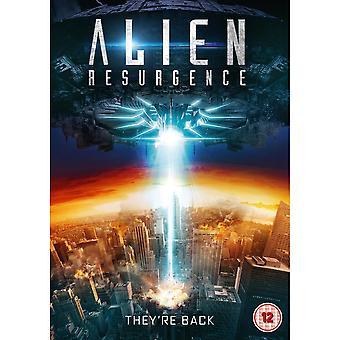 Alien Resurgence DVD