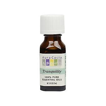 Aura Cacia Aromatherapy Oil, Blend Tranquility 0.5 Fl Oz