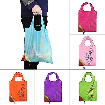1 Stück Erdbeere faltbare Einkaufstasche Tote Wiederverwendbare umweltfreundliche Einkaufstasche