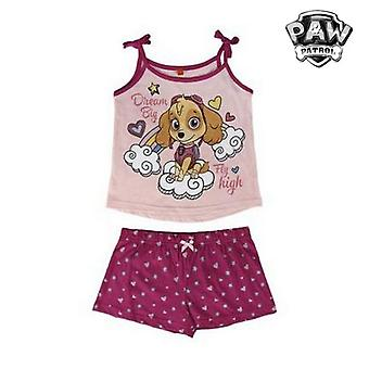 Summer Pyjama The Paw Patrol 71971 Pink