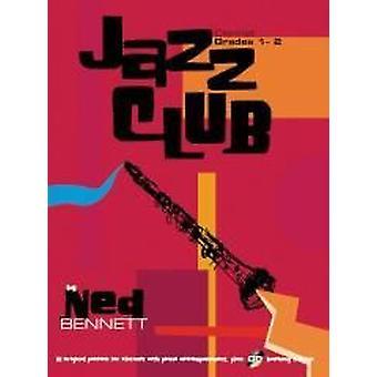 Jazz Club. Clarinet Grades 1-2 (book/CD)