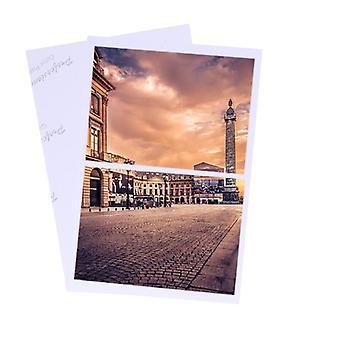 Carta fotografica 200gsm alta qualità per stampanti a getto d'inchiostro