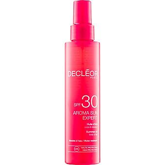 Decleor aroma sol expert sommarolja spf30 150ml