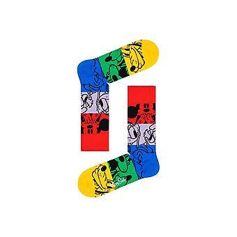 Happy Socks Strumpor Färg Vänner Strumpor Flerfärgad