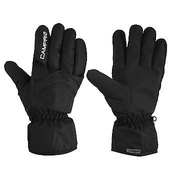 Campri Mens Ski Gloves Waterproof Thermal Snowboard Winter Sports Accessory