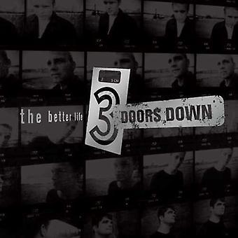 3 Doors Down - The Better Life (2LP [Vinyl] USA import