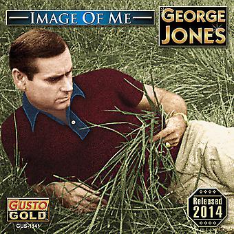 George Jones - bilden av mig [CD] USA import