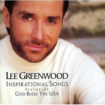 Lee Greenwood - importation USA Inspirational Songs [CD]