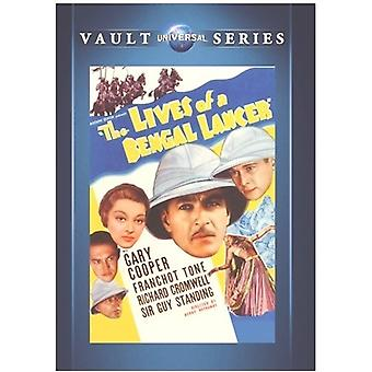 Lives of a Bengal Lancer [DVD] USA import