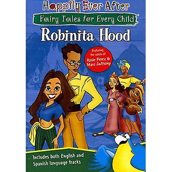 Gelukkig ooit na: Robinita Hood [DVD] USA import