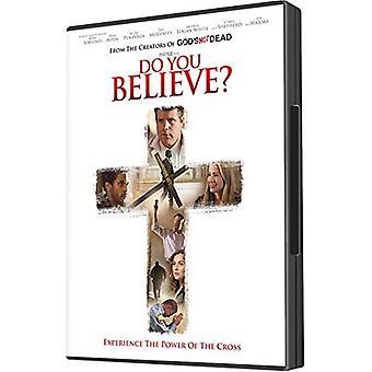 Do You Believe [DVD] USA import