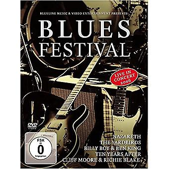 Various Artist - Blues Festival [DVD] USA import