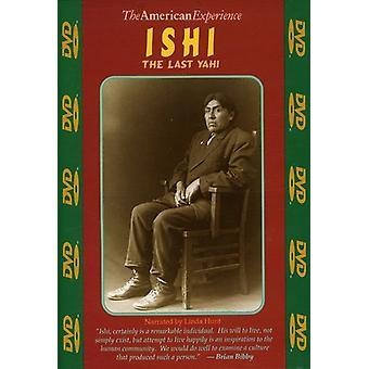 Ishi el Yahi pasado [DVD] USA importar
