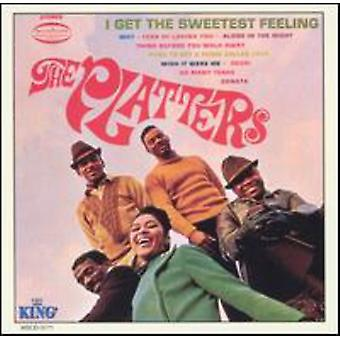 Plateaux - j'obtenir l'importation USA Sweetest Feeling [CD]