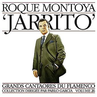 Roque Jarrito Montoya - Great Masters of Flamenco 26 [CD] USA import
