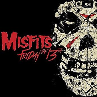 Misfits - Friday the 13th [CD] USA import