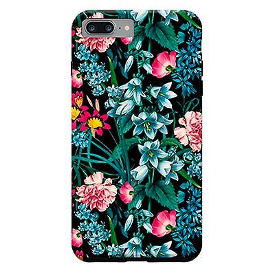 ArtsCase Designers Cases Botanic Floral Pattern for Tough iPhone 8 Plus / iPhone 7 Plus