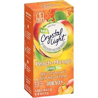 Crystal Light On The Go Peach-Mango Green Tea Drink Mix