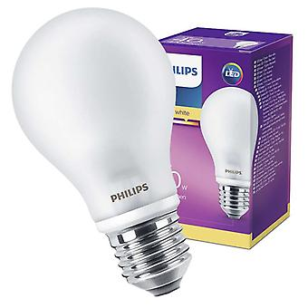 Philips E27 Screw Fit LED Light Bulb 4.5W Equivalent to 40W - Warm White