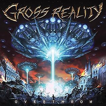 Gross Reality - Overthrow [CD] USA import