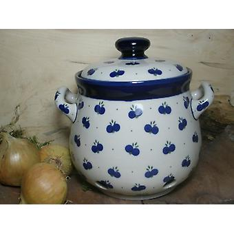 Onion pot, 3500 ml, 23 x 22 cm, Trad. 22, BSN 7758