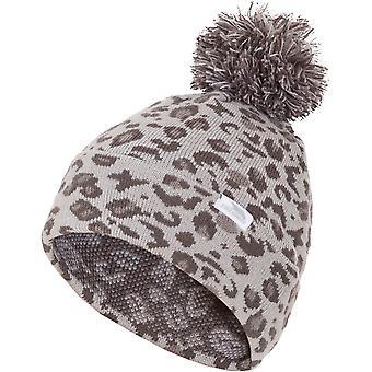 Trespass ragazzi & Girls Sarafina a maglia acrilico Pom Pom Beanie cappello