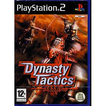 Dynasty Tactics - Neu