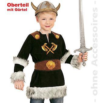Viking Kostüm Çocuk Viking Kostüm Viking Tunik Barbar Çocuk Kostüm