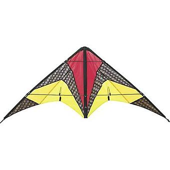 HQ Stunt kite Quick Step II Wingspan 1350 mm Wind speed range 2 - 5 bft