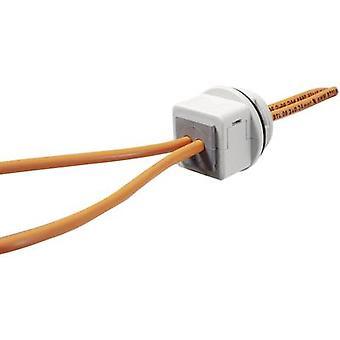 Icotek KVT 32 kabel przelotka compartimentable szary 1 szt.