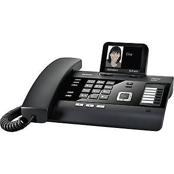 Gigaset DL500A Corded analogue Answerphone Colour Black
