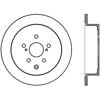 StopTech 127.44166R Sport Drilled/Slotted Brake Rotor (Rear Right), 1 Pack