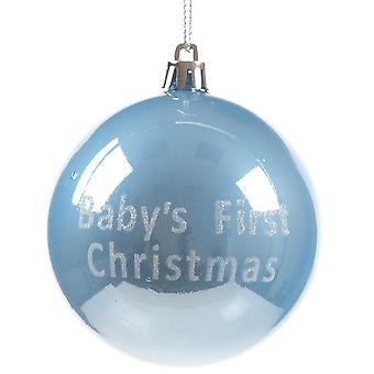 Christmas Shop Babies First Christmas Bauble