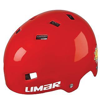 Limar 306 children / youth bike helmet / / red bam