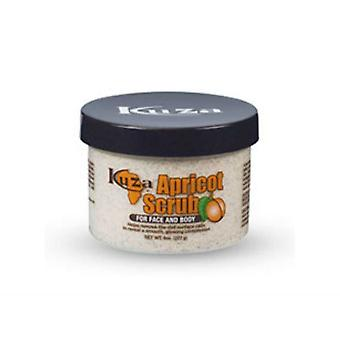 Kuza Apricot Scrub for Face & Body 227g