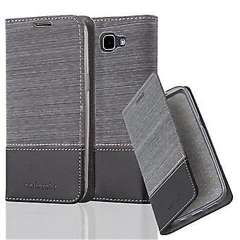 Cadorabo Caso per LG K4 2016 Case Cover - Custodia del telefono con chiusura magnetica, funzione Stand e card Compartment – Caso Cover Case Case Case Case Book Stile pieghevole