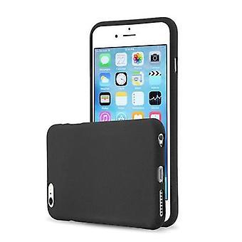 Cadorabo Hülle für Apple iPhone 6 PLUS / iPhone 6S PLUS Case Cover - Handyhülle aus flexiblem TPU Silikon – Silikonhülle Schutzhülle Ultra Slim Soft Back Cover Case Bumper
