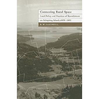Bestrida landsbygdens Space - markpolitik och praxis för vidarebosättning på