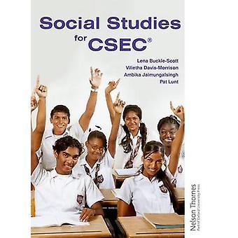 ナイジェル ・ ラント - レナ バックル-スコット - Vilietha によって CSEC の社会科