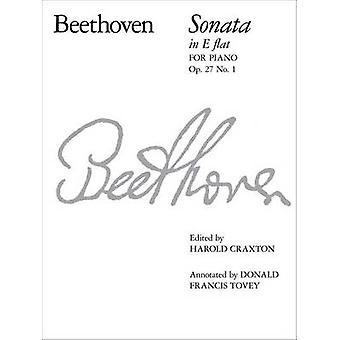 Piano Sonata in E Flat - Op. 27 No. 1 by Ludwig van Beethoven - Harol