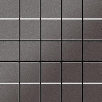 Mozaïek van massief metaal Titaan ALLOY Century-Ti-SB