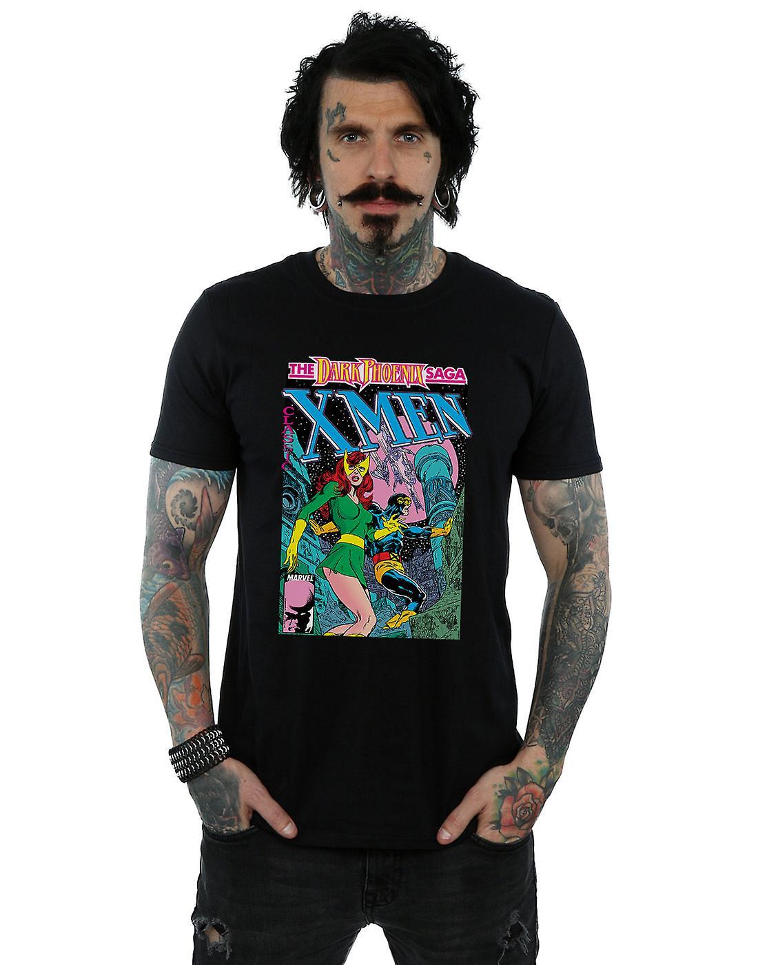 Marvel Men's X-Men The Dark Phoenix Saga T-Shirt