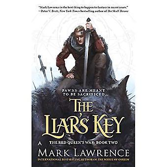 Van de leugenaar sleutel (rode Queen's War)