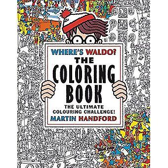 Where's Waldo? the Coloring Book