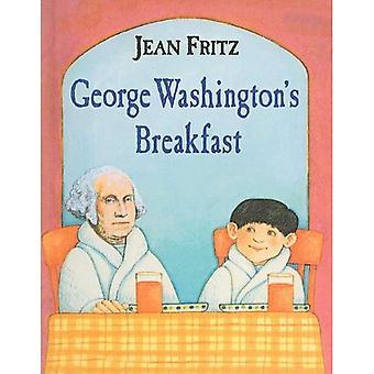 George Washington śniadanie