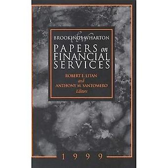 Brookings-Wharton Papers on Financial Services 1999